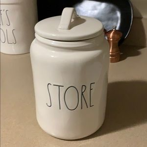 Rae Dunn- Store LL Canister